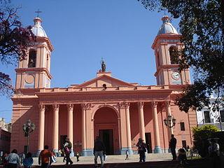 Cattedrale di Nostra Signora della Valle, Catamarca. Foto di Agus Ferrocarril