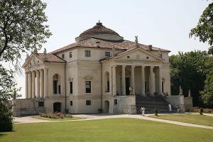 Villa Almerico Capra, detta La Rotonda, Vicenza. Foto di Hans A. Rosbach.