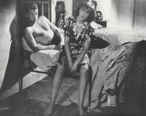"""Fotogramma del film """"Ossessione"""" (1943) di L. Visconti"""