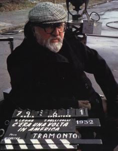 Sergio Leone sul set. Fonte: Wikipedia