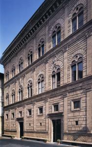 Leon Battista Alberti, Palazzo Rucellai, 1447-1451, Firenze