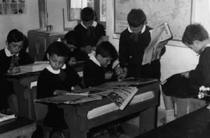 Quotidiani a scuola, Servigliano (AP). Fonte: INDIRE-DIA