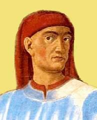 A. Del Castagno, Ritratto di Boccaccio,1450 circa. Fonte: Wikimedia Commons
