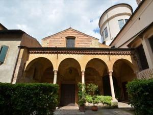 La chiesa di Sant'Elena a Verona. Fonte: Verona.net