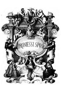 """""""I promessi sposi"""" di Alessandro Manzoni: illustrazione di Francesco Gonin"""