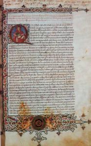 """Incipit del """"De remediis..."""" nel volgarizzamento di Giovanni da S. Miniato"""
