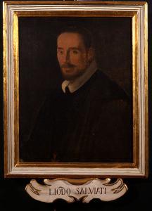 Lionardo Salviati (Firenze, 1540-89). Fonte: Accademia della Crusca