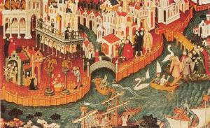 """Immagine: """"Il Milione"""" di Marco Polo. Fonte dell'immagine: www.24emilia.com"""