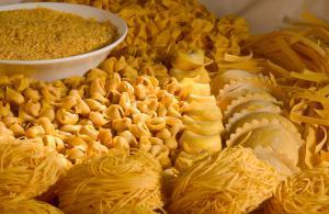 La pasta fresca. Foto di Hotel Real Fini. Licenza: CC-BY-ND 2.0. Fonte: Flickr