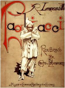 I Pagliacci di Ruggero Leoncavallo