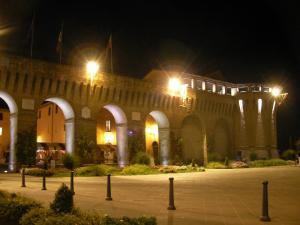 Il Castello di Forlimpopoli. Fonte: Wikimedia Commons. Licenza: pubblico dominio