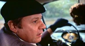 """Paolo Villaggio in """"Fantozzi"""" (1975) di Luciano Salce"""