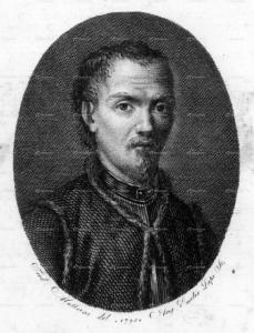 """Angelo Emilio Lapi, """"Ritratto di Franco Sacchetti"""", 1795"""