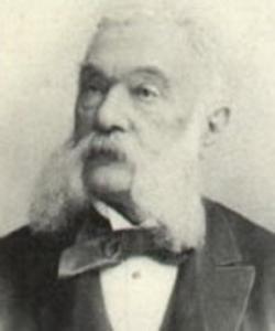 Ritratto di Pellegrino Artusi, 1891.