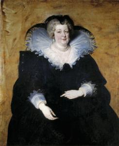 Pieter Paul Rubens, Ritratto di Maria de' Medici,