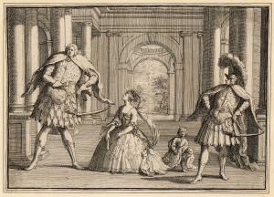 I castrati nel XVIII secolo. Fonte: Wikimedia Commons. Licenza: pubblico dominio