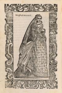 Cesare Vecellio, Habiti Antichi et Moderni [1598]