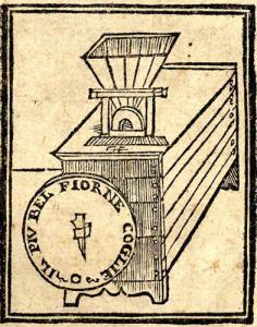 """Il """"frullone"""", emblema dell'Accademia della Crusca"""