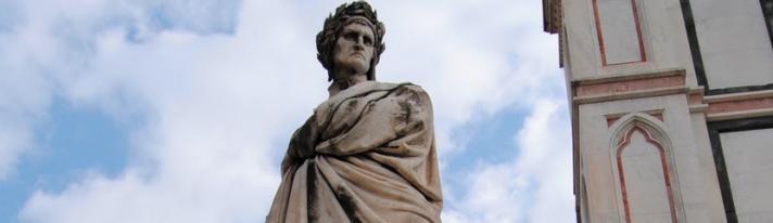 Dante a Santa Croce (Firenze)