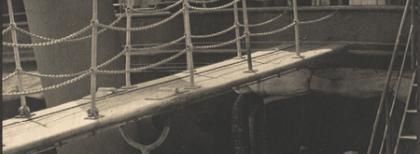 """""""Terza classe"""", foto di Alfred Stieglitz, 1907"""