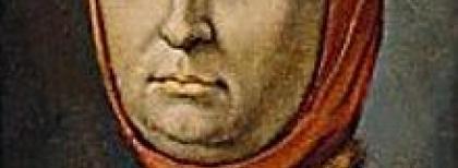 Ritratto di Petrarca, data sconosciuta, autore ignoto