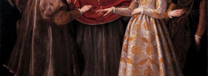 Matrimonio di Caterina de' Medici, Firenze, Galleria degli Uffizi