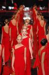 """Il celebre """"rosso Valentino"""""""