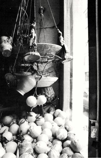 Torino, le vetrine dei negozi meridionali (3/3)