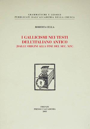 Grammatiche e lessici (IV)