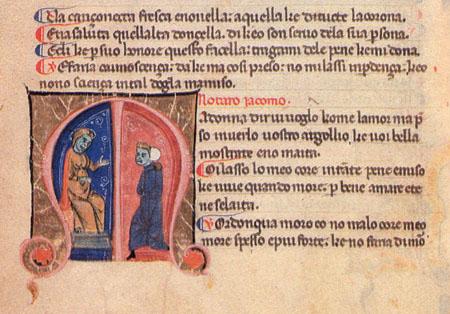 Giacomo da Lentini, il Notaro