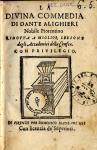 Edizione critica della Divina Commedia