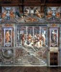 Giorgio Vasari, Sala dei Cento Giorni, Roma