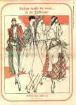 """Frontespizio del """"Women's Wear Daily"""" sulla moda italiana"""