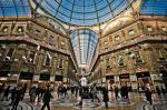 La Galleria Vittorio Emanuele II a Milano