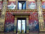 Giuseppe Cellini, Galleria Sciarra, Roma, 1885-1888