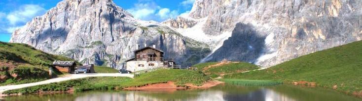 Dolomiti: Parco naturale di Paneveggio - Pale di San Martino