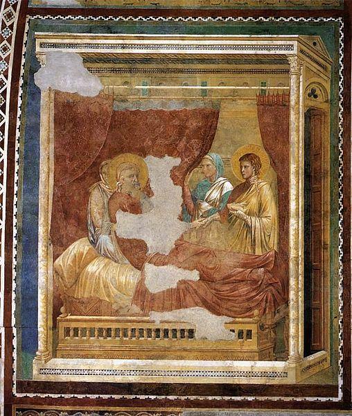 Storie di Isacco - Basilica di S. Francesco, Assisi