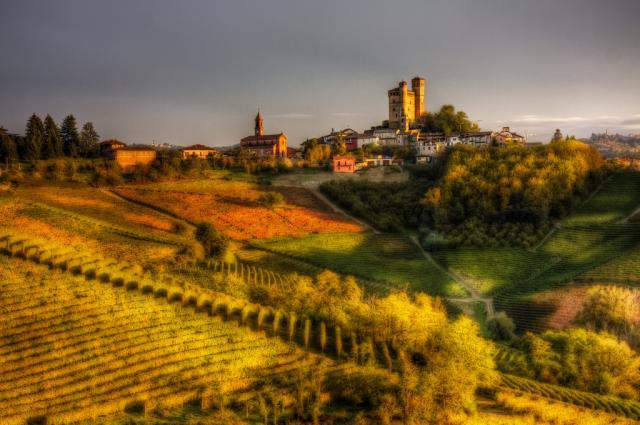 Le Langhe: Serralunga d'Alba