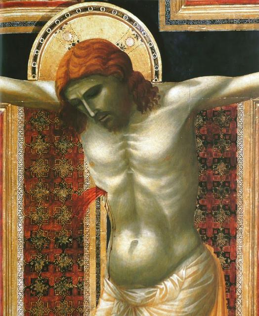 Giotto, Croce di Santa Maria Novella, 1290-1300 circa