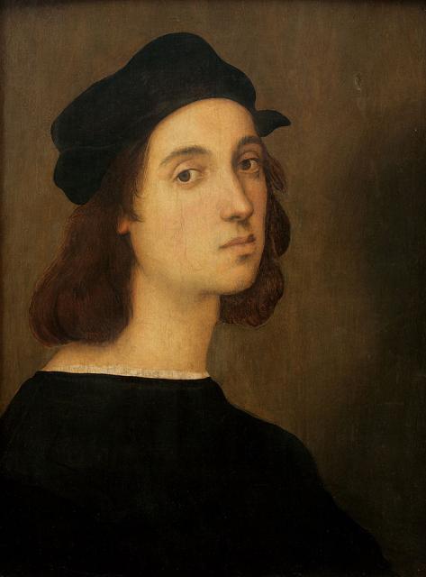 Autoritratto di Raffaello, 1506
