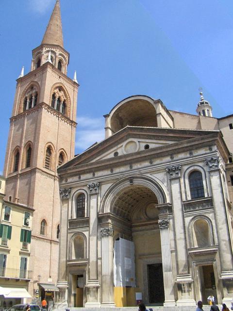Basilica di Sant'Andrea, Mantova