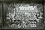 Ballo Excelsior, Teatro alla Scala, 1908