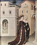 """Gentile da Fabriano, """"Presentazione al Tempio"""", 1423"""