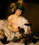 """Caravaggio, """"Bacco"""", 1596-97"""