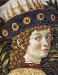 Lorenzo de' Medici da bambino