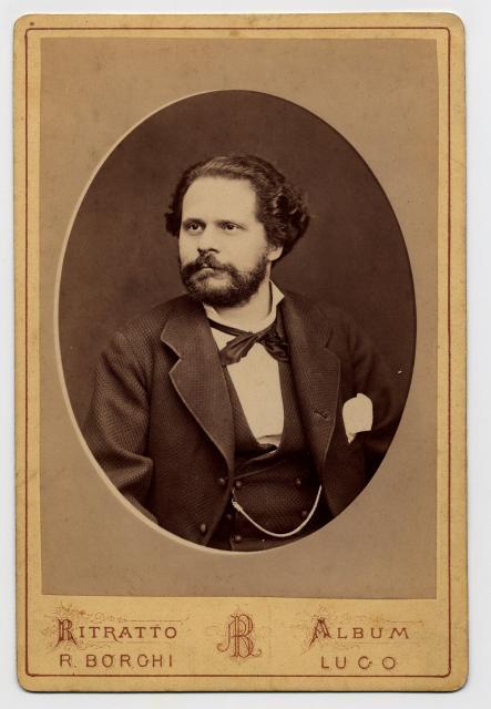 Carducci nel 1876