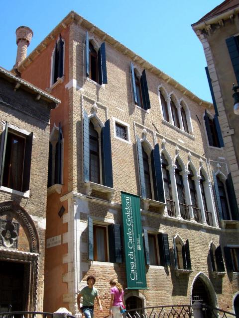 La casa-museo di Carlo Goldoni a Venezia