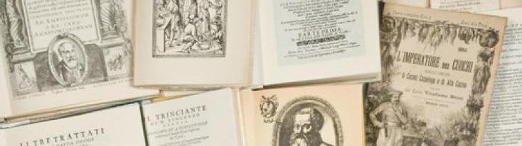 La Biblioteca Gastronomica di Academia Barilla