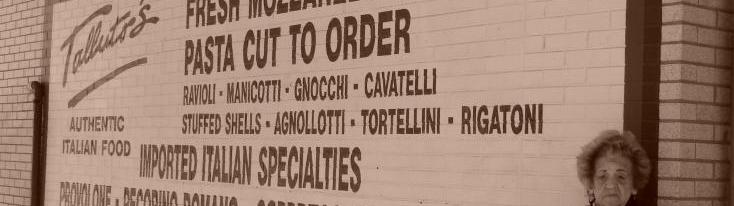 Quartiere italiano di Philadelphia: Talluto's Authentic Italian Food