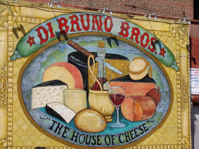 Philadelphia: la formaggeria Di Bruno Bros.